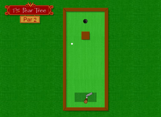 Game: 12 Holes of X-Mas