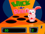 Game: Wack a Bunny 2
