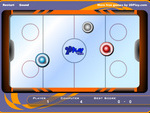 Game: Air Hockey