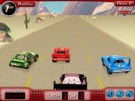 Game: Cars: Lightning McQueen's Desert Dash
